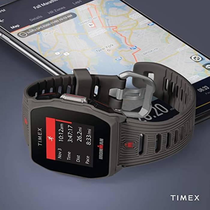 Ironman R300 GPS имеют встроенный пульсометр + можно загружать тренировки