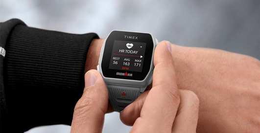 Тони Старк был бы доволен: умные часы Ironman R300 GPS