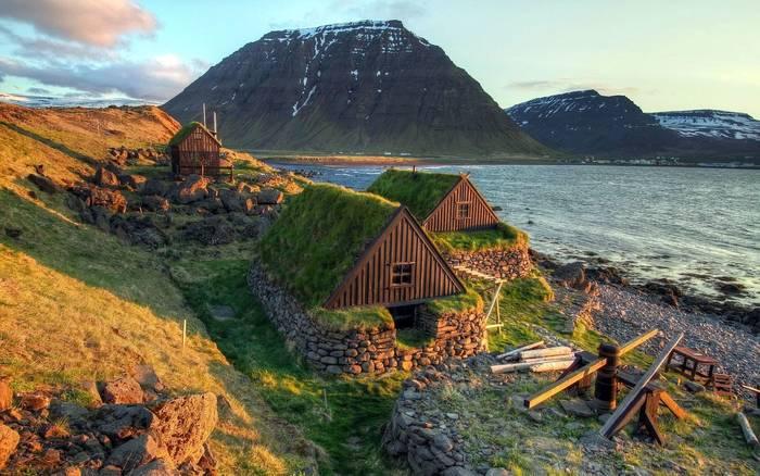 Берега Исландии. Совсем скоро и там можно будет побывать