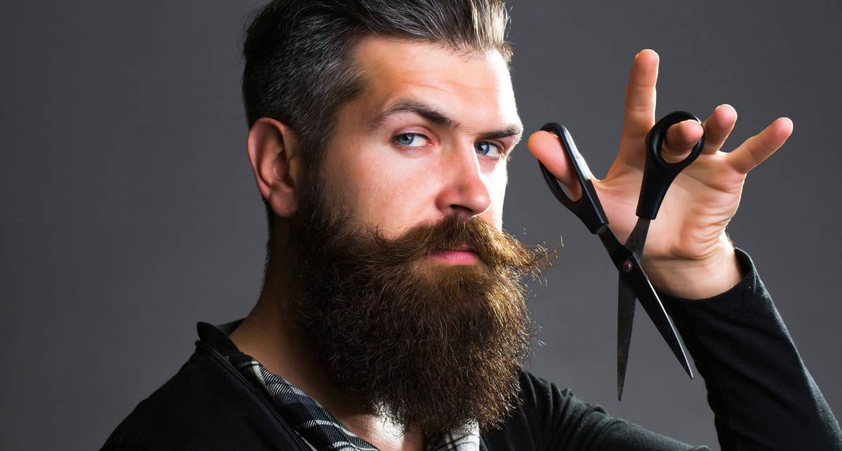 Как подстричь бороду своими руками: мужские советы