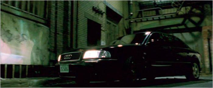 На машине агента Смита IS 5416, отсылка к книге пророка Исайи
