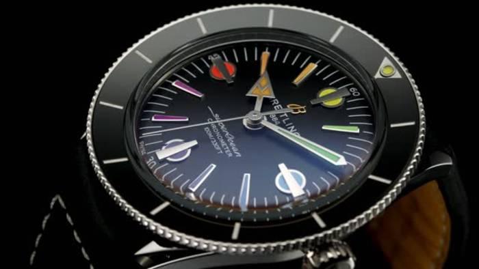 Breitling Rainbow Superocean Heritage '57 — часы,которые помогут бороться с коронавирусом