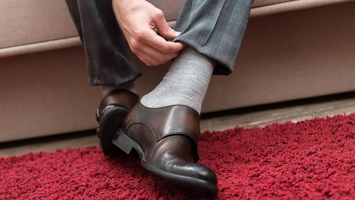 Чаще меняй носки, чтобы избежать неприятного запаха ног