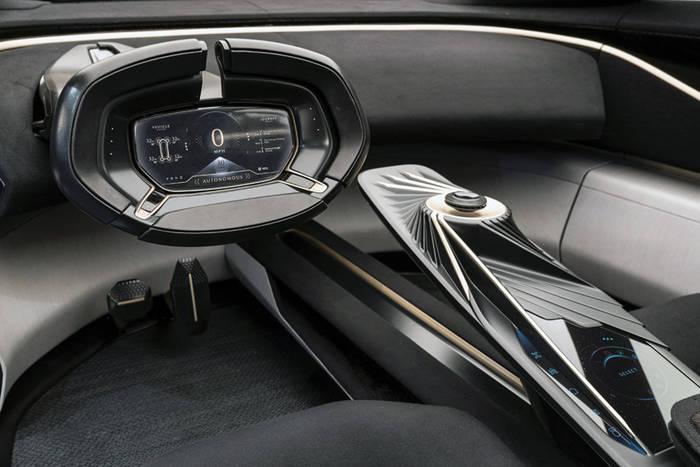 Концепт-кар 2019 года Lagonda All-Terrain Concept продемонстрировал все основные тренды