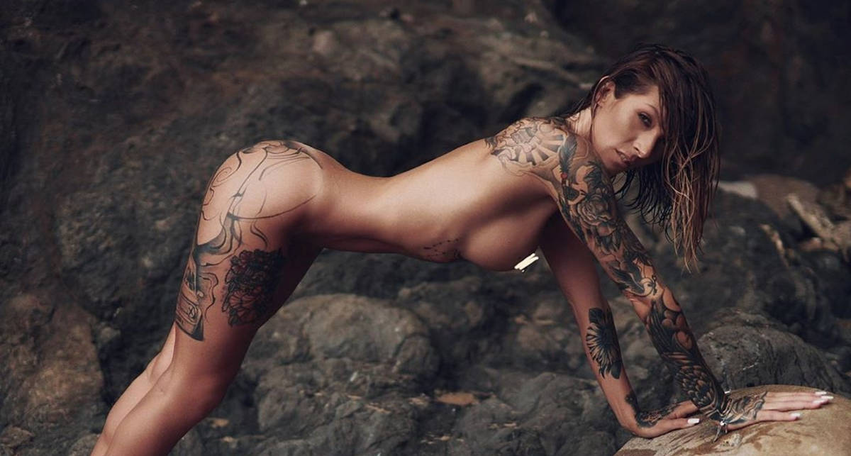 Красотка дня: фитнес-модель и звезда Instagram Лора Мардеч