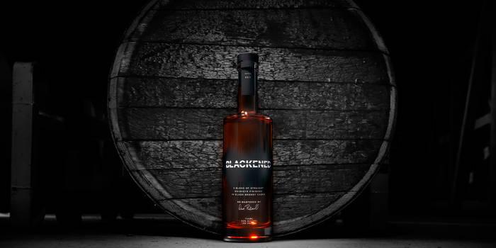 BLACKENED AMERICAN WHISKEY — напиток, созданный в рамках коллаборации с Metallica