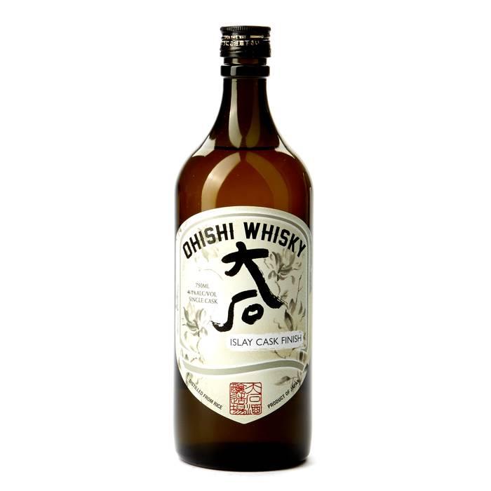 OHISHI ISLAY CASK — громкое заявление о том, что японцы тоже умеют делать хороший виски