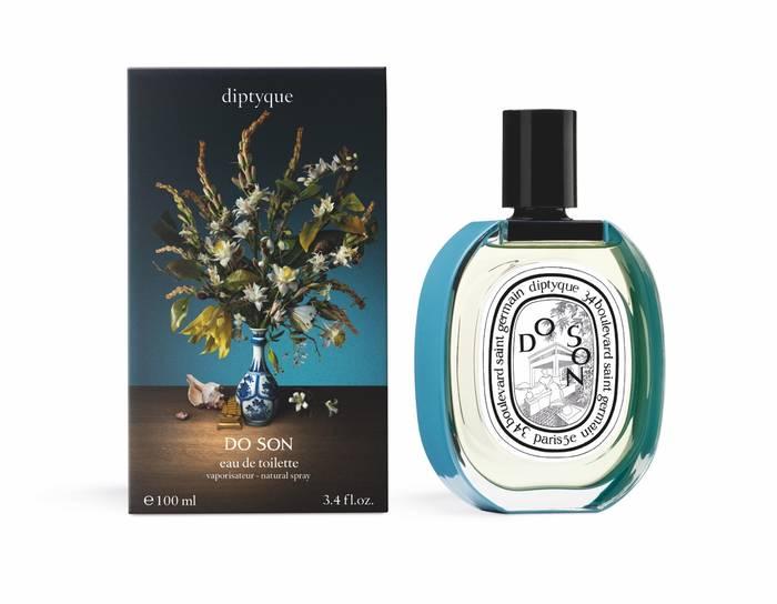 Лимитированная парфюмерная коллекция Impossible Bouquets, diptyque
