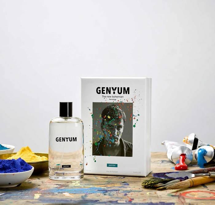 Коллекция ароматов Genyum