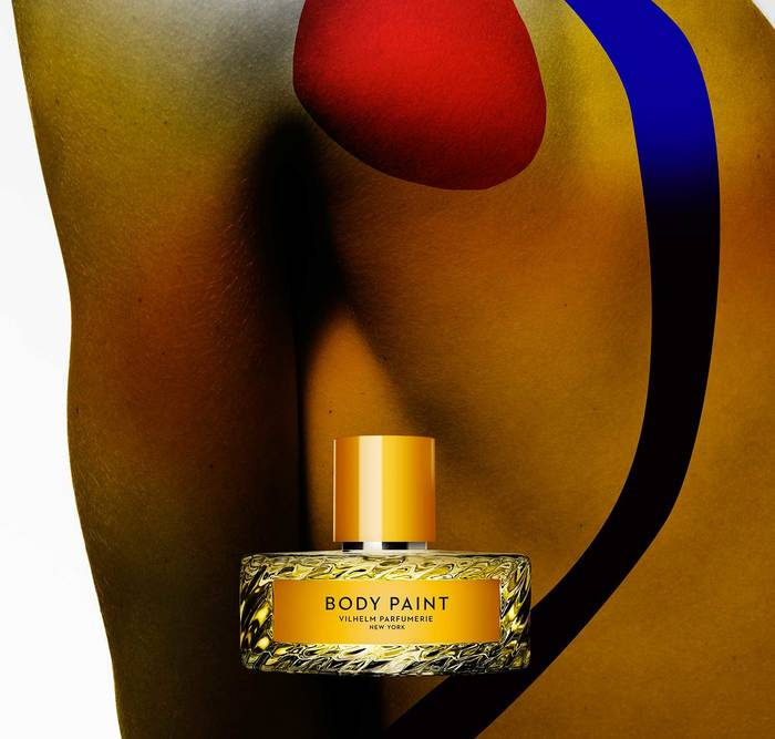 Аромат Body Paint, Vilhelm Parfumerie