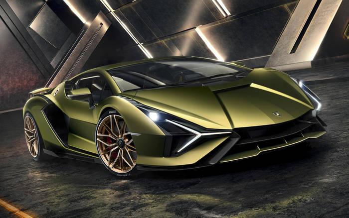 Lamborghini Sian FKP 37 (2020)