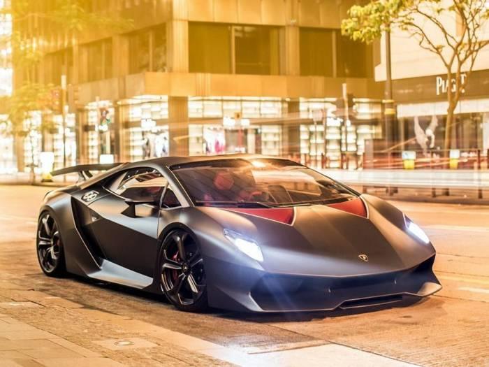 Lamborghini Sesto Elemento (2010)