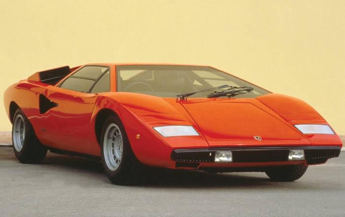 Lamborghini Countach LP400 (1974)