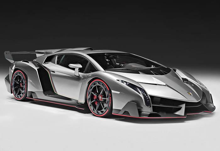 Lamborghini Veneno (2013)
