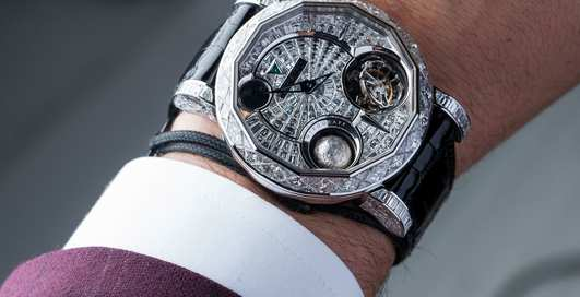 Наручные сокровища: 10 самых дорогих часов в мире