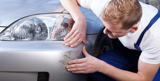 Как убрать царапины на машине: мужские советы