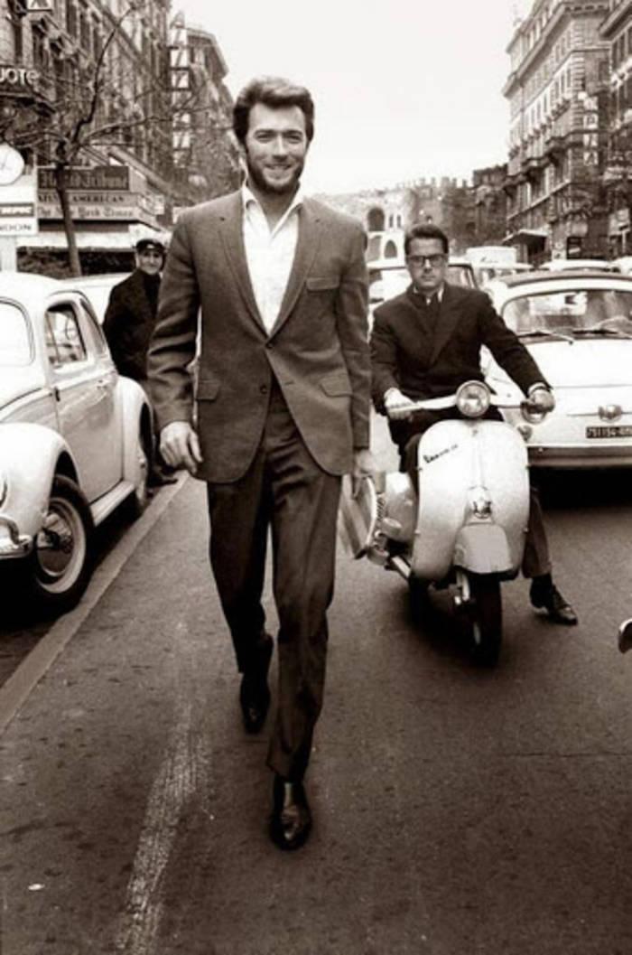Клинт Иствуд в 60-е
