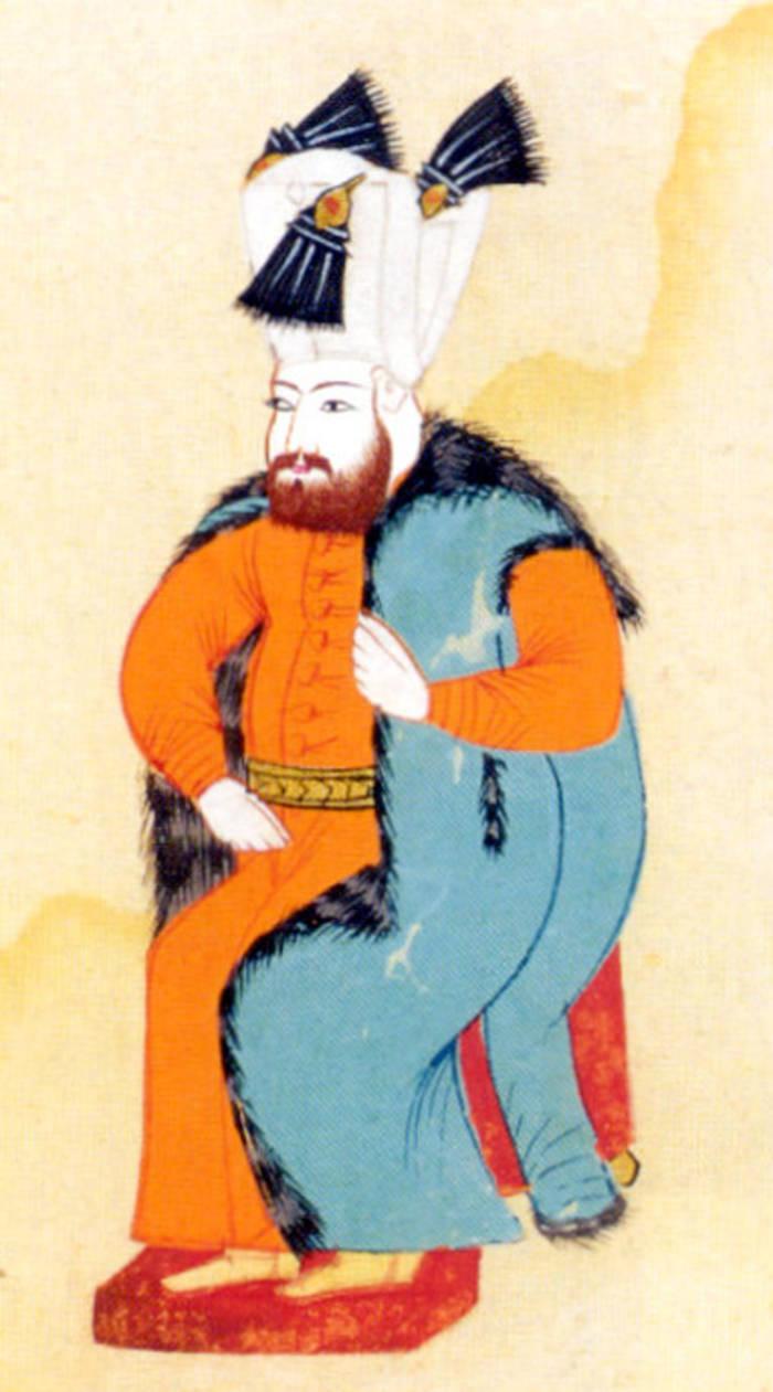 Ибрагим I Безумный, султан Османской империи