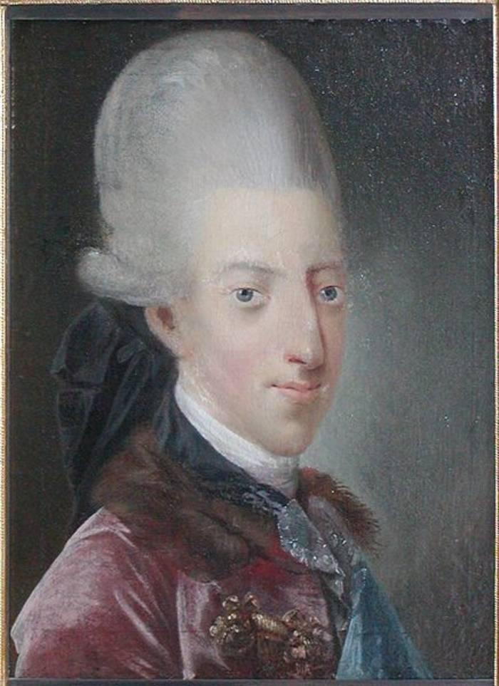 Кристиан VII, король Дании и Норвегии