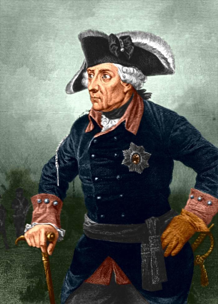Фридрих II Великий, король Пруссии