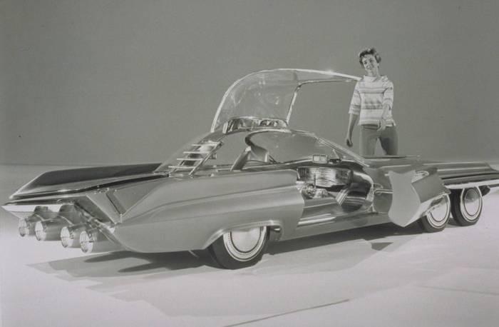 Промо-картинка Seattle-ite: компания надеялась, что в ближайшее время автомобиль можно будет пустить в серию