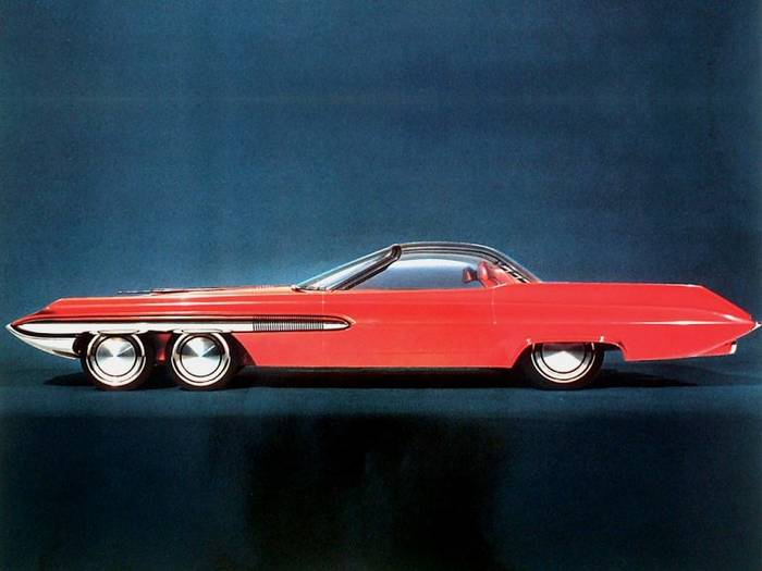 Ford Seattle-ite XXI (1962)