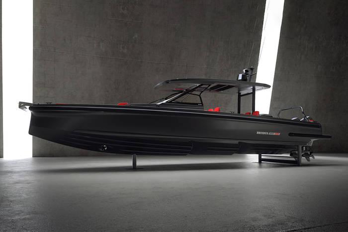 Знакомься: Brabus Marine Shadow 900 Black Ops Limited Edition