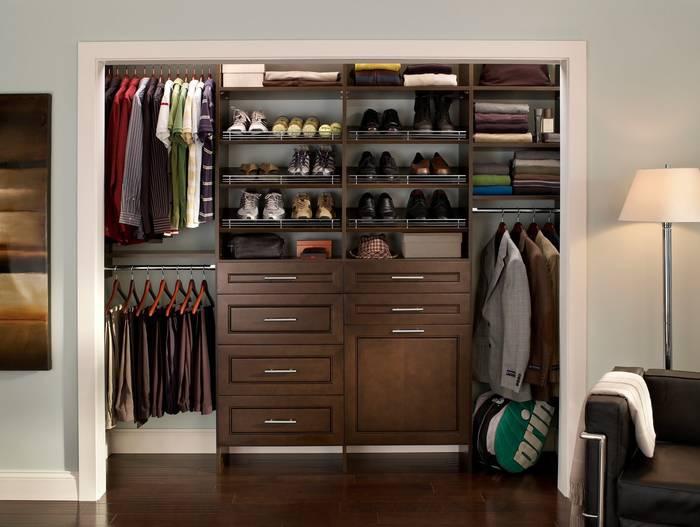 Шкаф: используй каждый сантиметр его свободного пространства