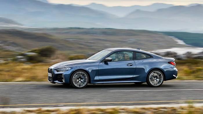 В продажу BMW 4-й серии поступит осенью 2020