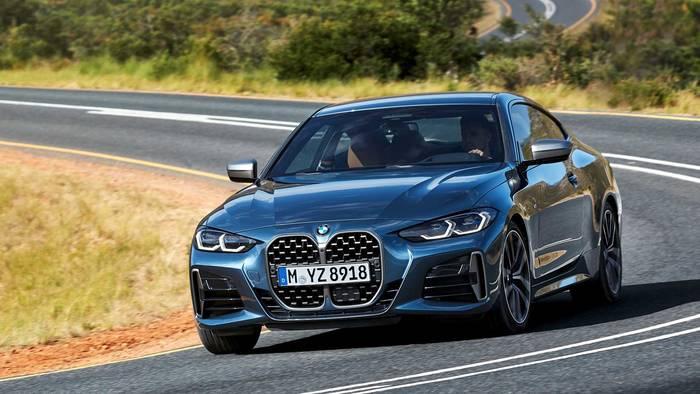 Презентация купе BMW 4-й серии прошла в режиме онлайн