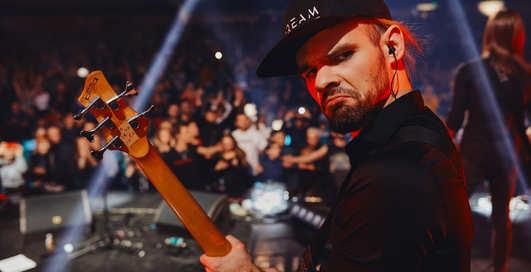 Ода наследию легендарных Metallica: группа Scream Inc. представляет масштабное трибьют-шоу