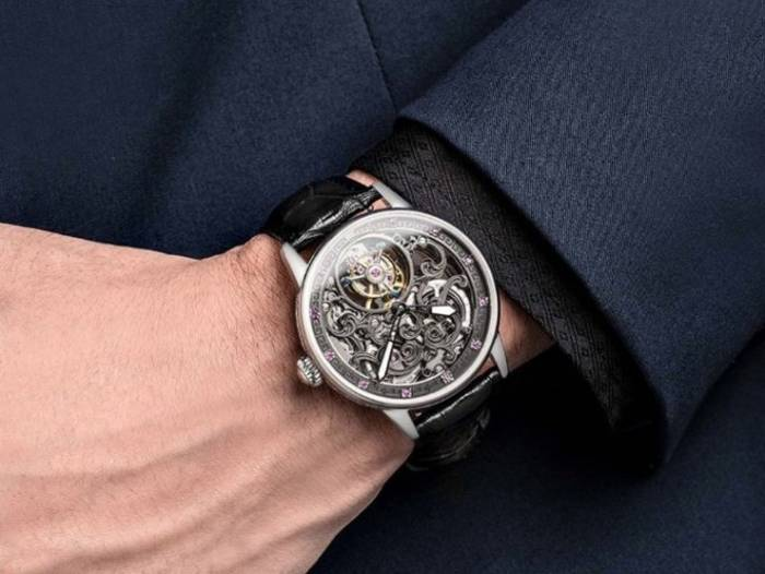 "Xiaomi TwentySeventeen Skeleton Tourbillon Mechanical Watch — первая ""механика"" от бренда Xiaomi"