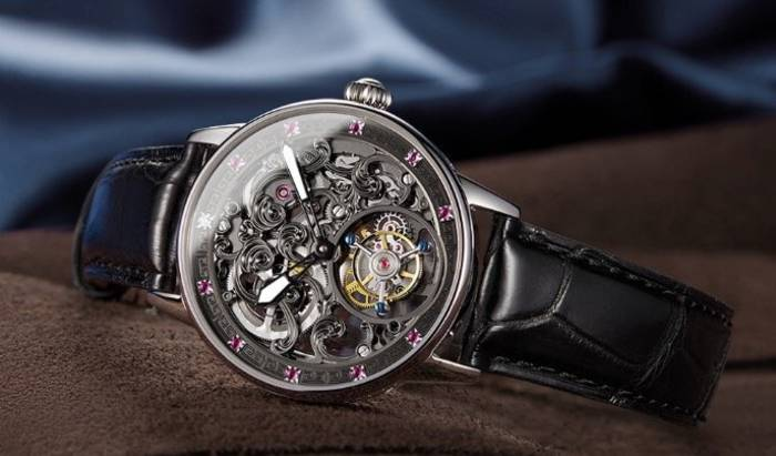 Xiaomi TwentySeventeen Skeleton Tourbillon Mechanical Watch. Цена — от $700