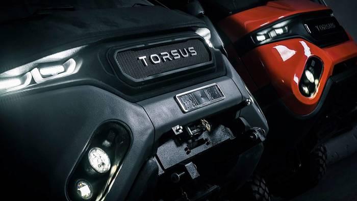 Под капотом Torsus Praetorian — рядный шестицилиндровый 6,9-литровый дизель MAN D0836 LFL40