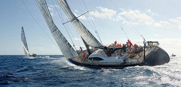 Пройти на яхте меж греческих островов - одно удовольствие
