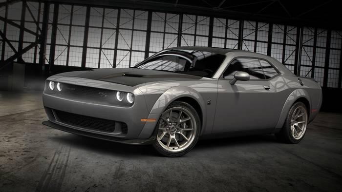 Главное отличие Dodge Challenger 50th Anniversary Limited Edition — переработанный дизайн