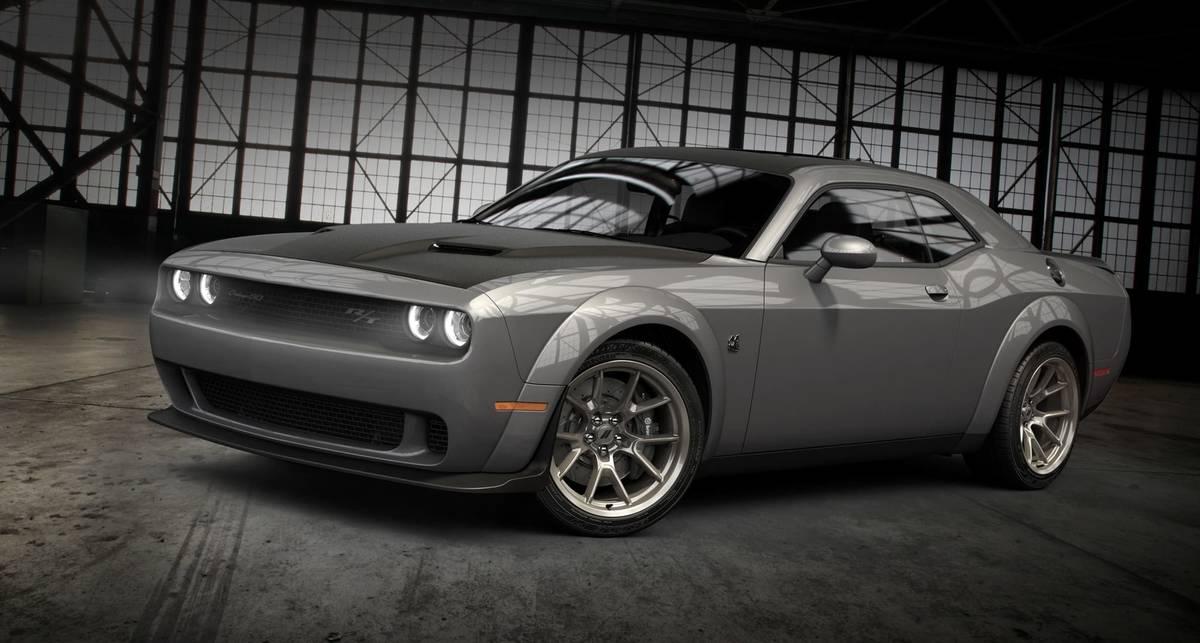Полвека агрессивной мощности: Dodge Challenger 50th Anniversary Limited Edition к 50-летию марки