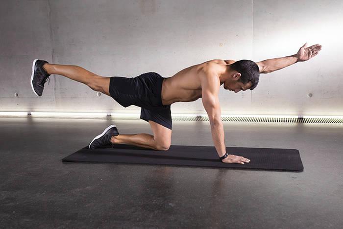 Регулярно укрепляй мышцы спины — и она болеть не будет