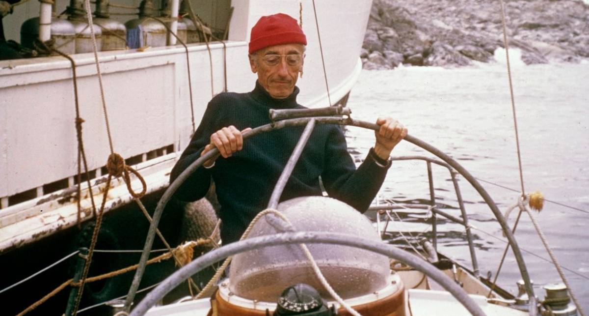 «Я абсолютно несчастен вне воды»: правила жизни Жака-Ива Кусто