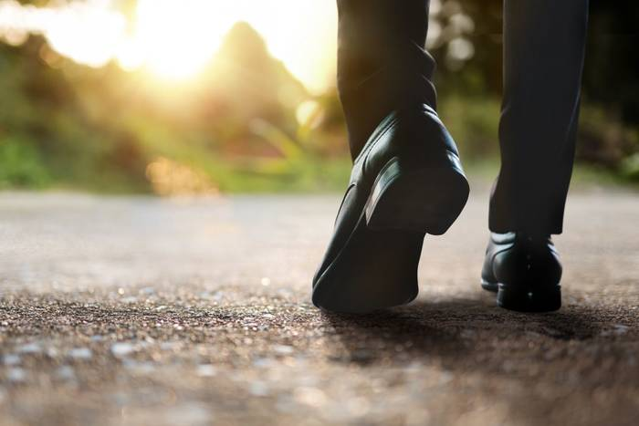 Достали на работе — прогуляйся на свежем воздухе