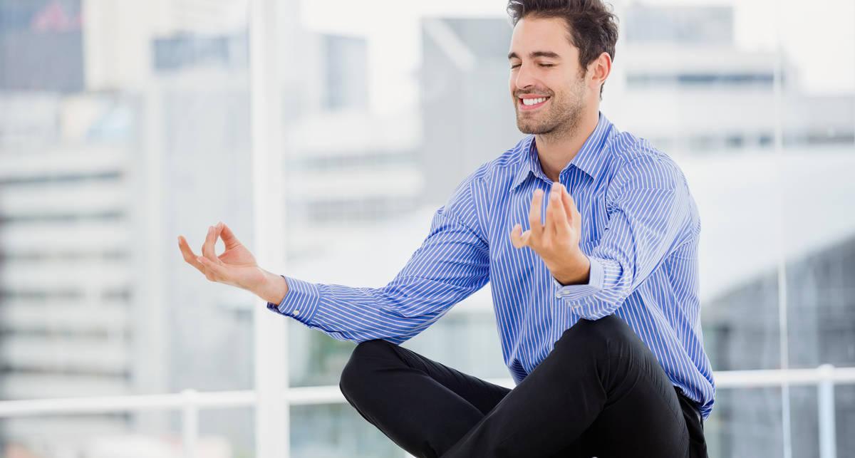 5 мужских способов быстро успокоиться