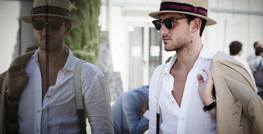 Шляпы, кепки и панамы: самые модные головные уборы лета 2020