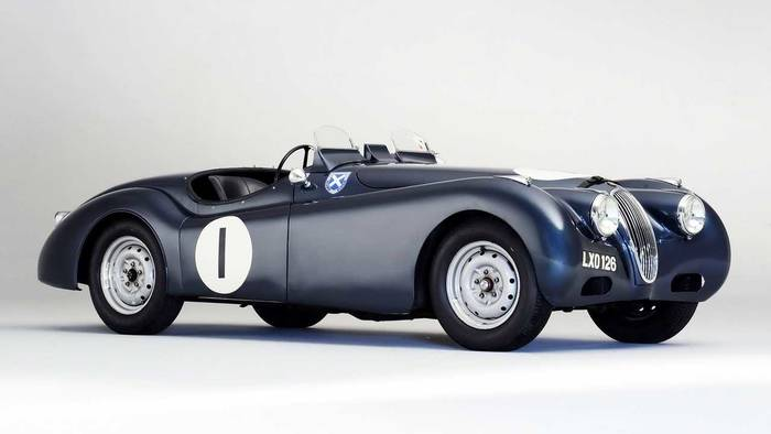 Jaguar XK120 Roadster (1951) – 0,79 миллиона евро