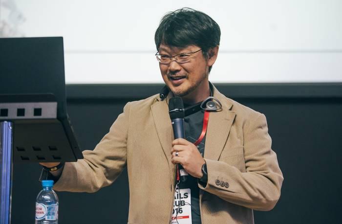 Юкихиро Мацумото —  японский разработчик свободного ПО, создатель Ruby