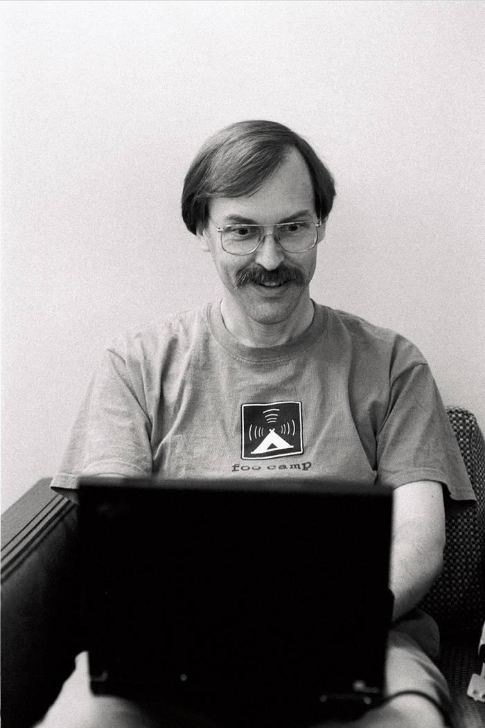 Ларри Уолл — американский программист, лингвист, создатель Perl