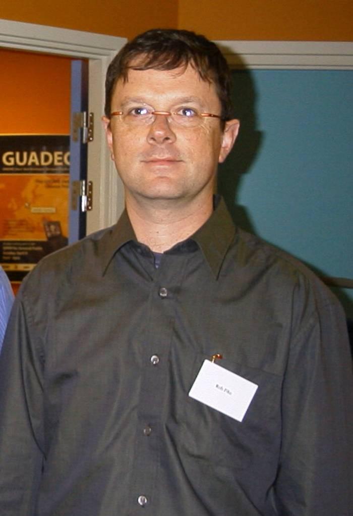 Роб Пайк — создатель языка программирования Go
