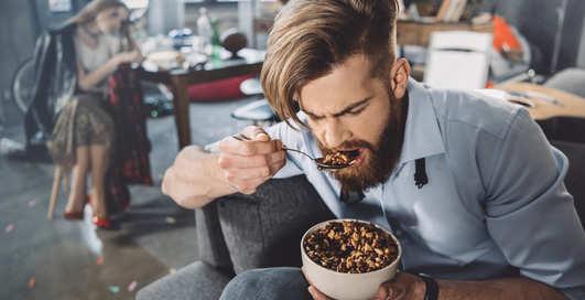 5 полезных летних завтраков для мужчин