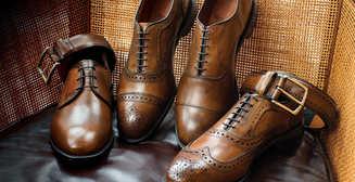 Обувь must have: сколько пар должно быть у стильного мужчины