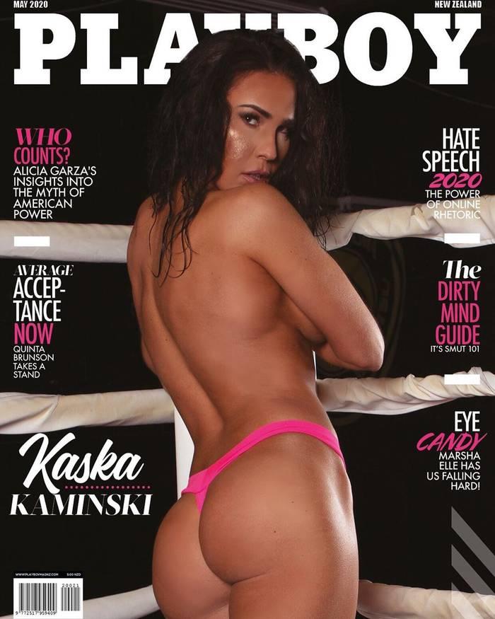 Каска Камински — интернациональная модель с польскими корнями, регулярно снимающаяся для Playboy