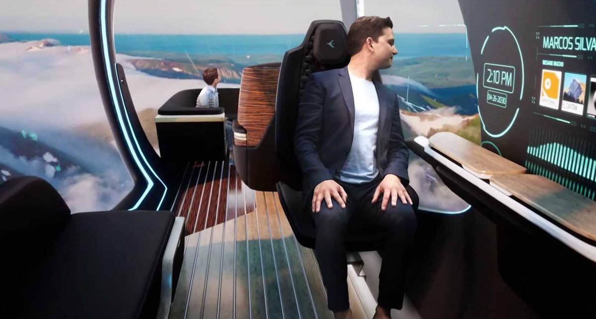 Покоритель стихий: концепт бизнес-беспилотника Pulse от Embraer